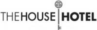 The house hotel Logo