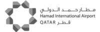 Hamad International Airport Qatar  Logo